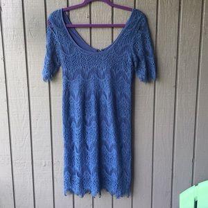 Pins&Needles | Urban Outfitters | Crochet Dress